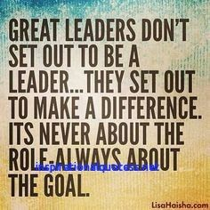 Inspirational Quotes Leadership Quotes