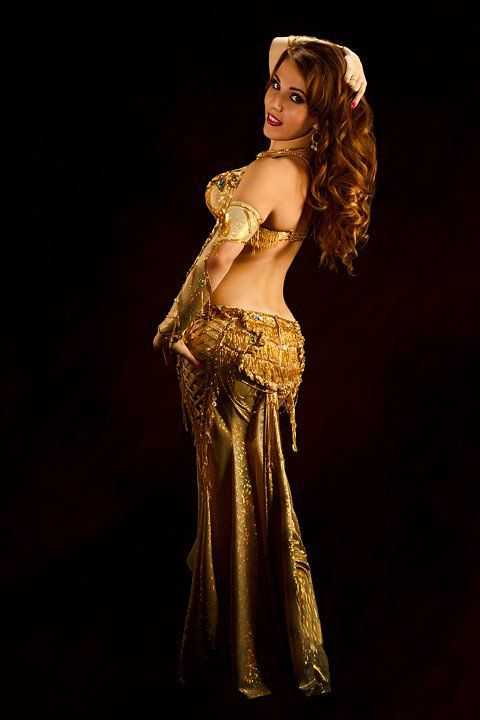 Sexy Belly Dancers Arabic Belly Dancer Maria Sokolova