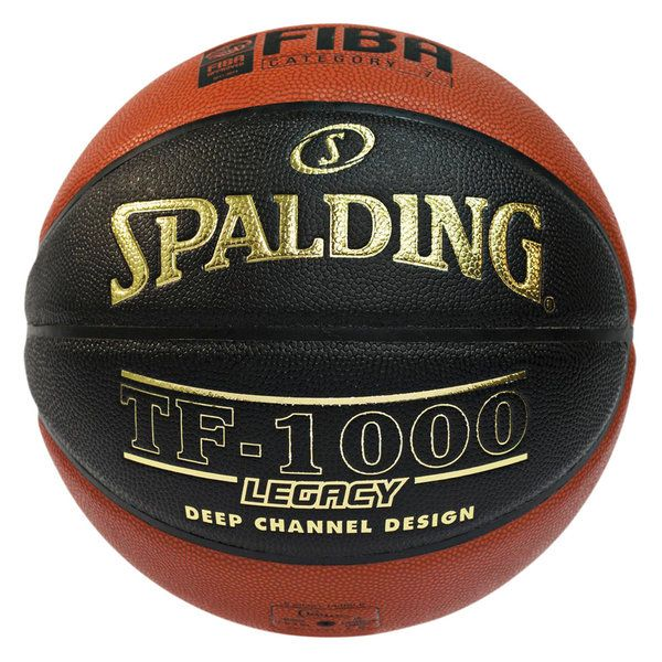 Balón Spalding Ligue nationale de basket-ball TF-1000  9cdc3cc397a71