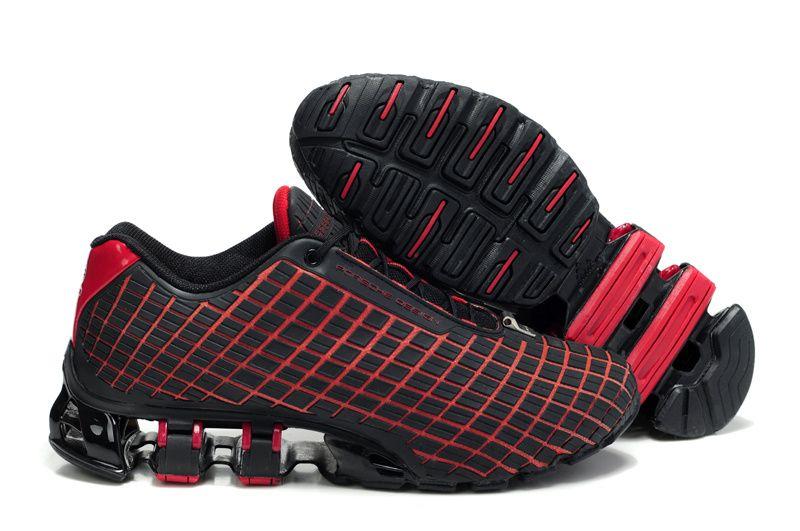 Adidas Porsche Design Bounce 2012 Running Shoes Black Red