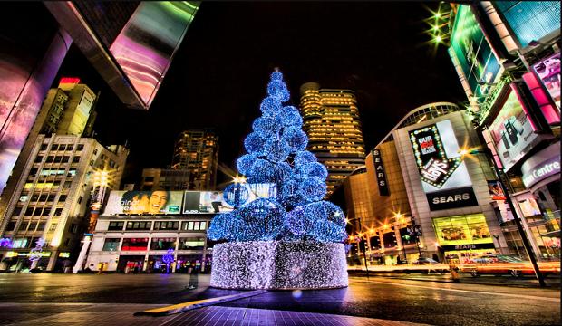 Christmas In Toronto Canada.Celebrating Christmas 2013 In Toronto Canada Beautiful