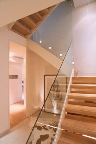 Best Contemporary Stair With Hand Railing Amazing Highly C 640 x 480