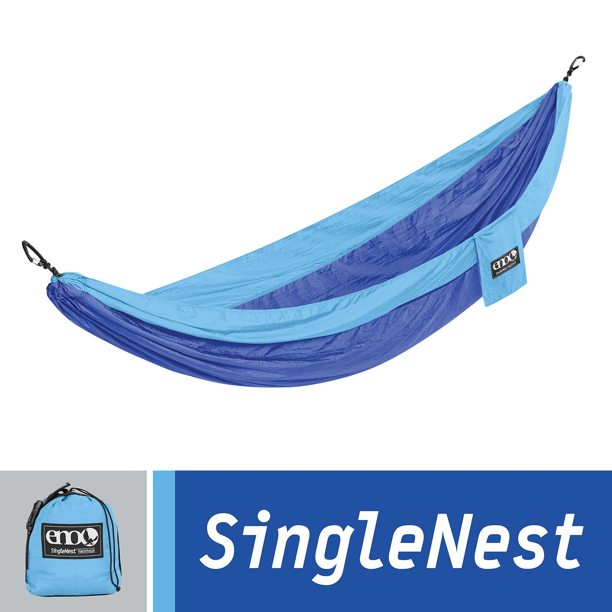 for khaki one portable hammock eno eagles singlenest outfitters nest teal product