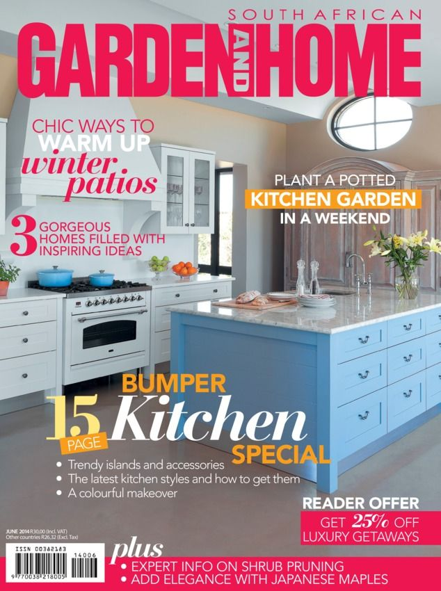 South African Garden And Home Magazine Buy Subscribe Download
