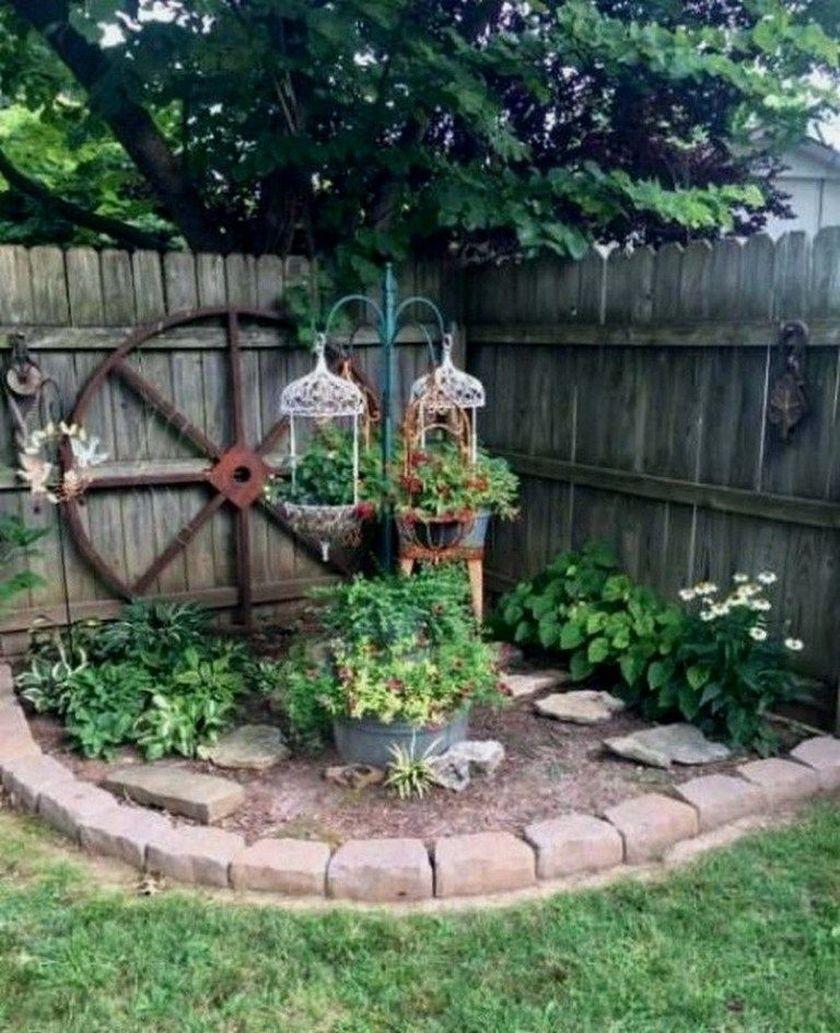 Great Idea For Garden Border: 38 Best Garden Border Ideas To Dress Up Your Landscape