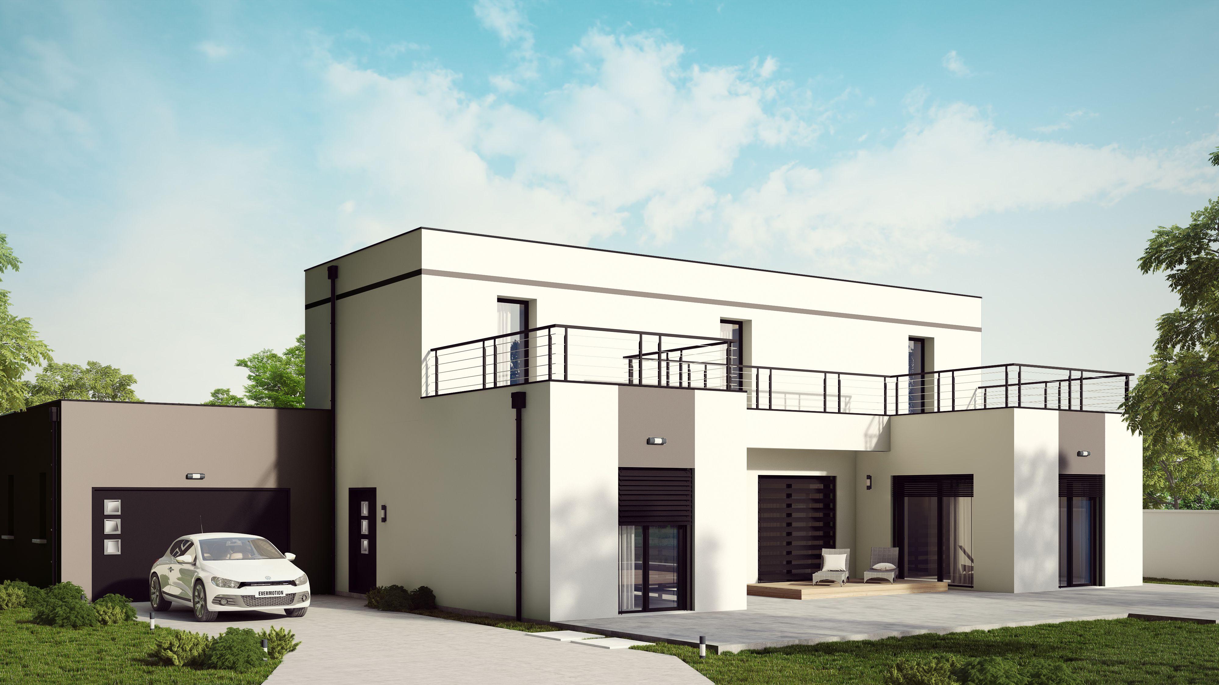 Maison loft 2 maison laure 370000 euros m2 for Construire une maison france