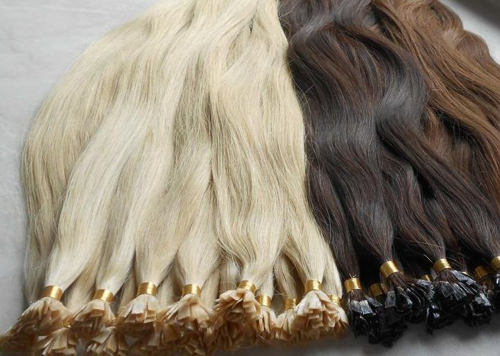 100 Mongolian Remy Human Hair Thick Hair Smooth Steam Permed