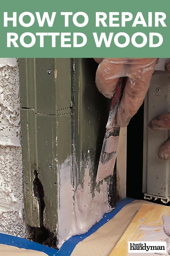 Photo of How To Repair Rotten Wood