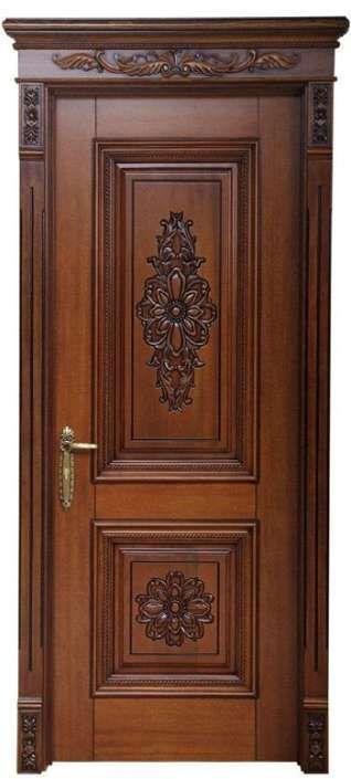 Super Front Door Design Carving Ideas