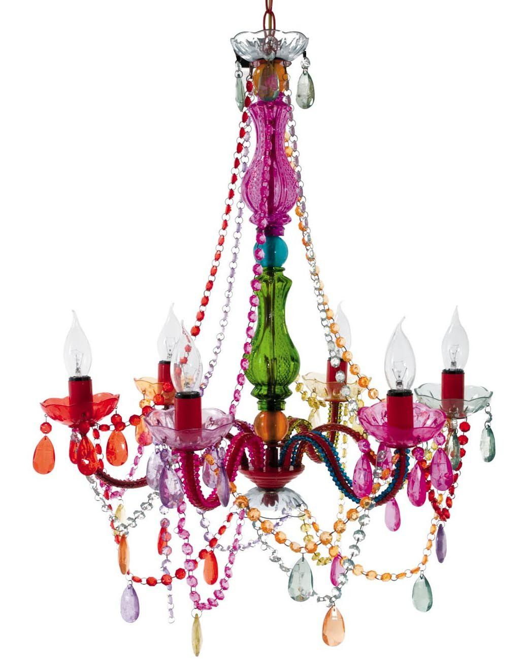 Silly Lamp Chandelier