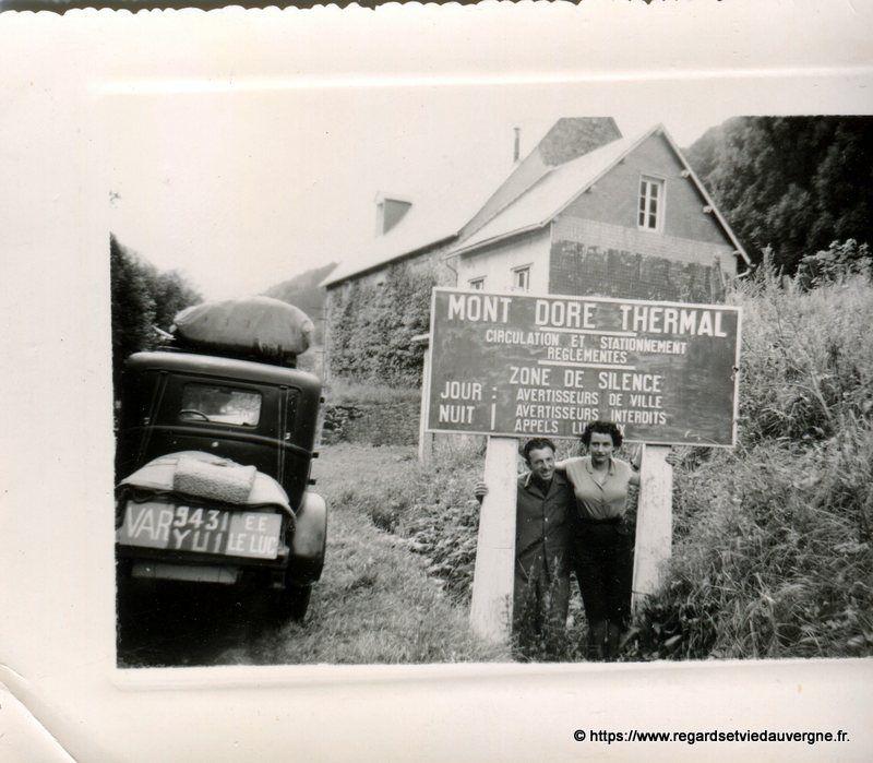 Le Mont-Dore, #vintagephotography #blackandwhite #photography #photodefamille #vintagefashion #blackandwhitephoto #snapshot