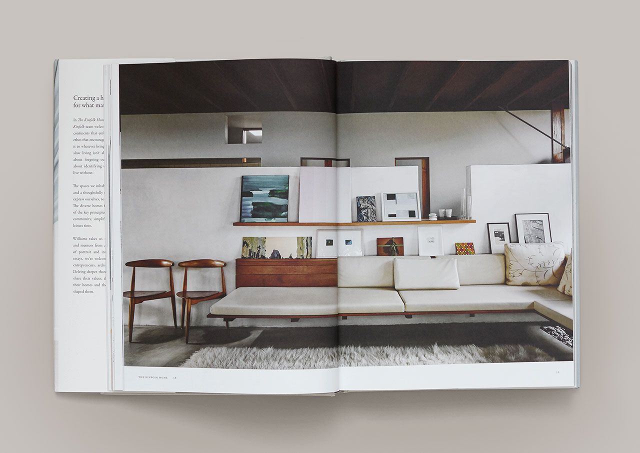 The Kinfolk Home A Book for Fulfilling Slow Living Brisbane