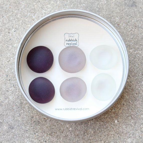 Plum Purple / Super Strong Magnets