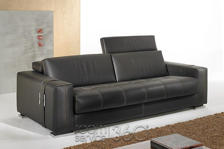 Herman+Leather+Sofa+by+Gamma+Arredamenti+#17512 | Ideas for the ...
