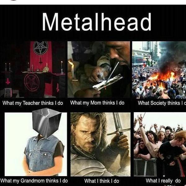 Metal Memes #5 | Metal Amino