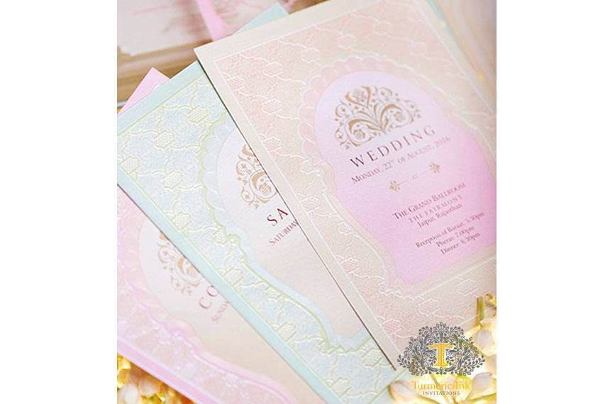 Wedding Invitation Designs Indian Wedding Cards Printing