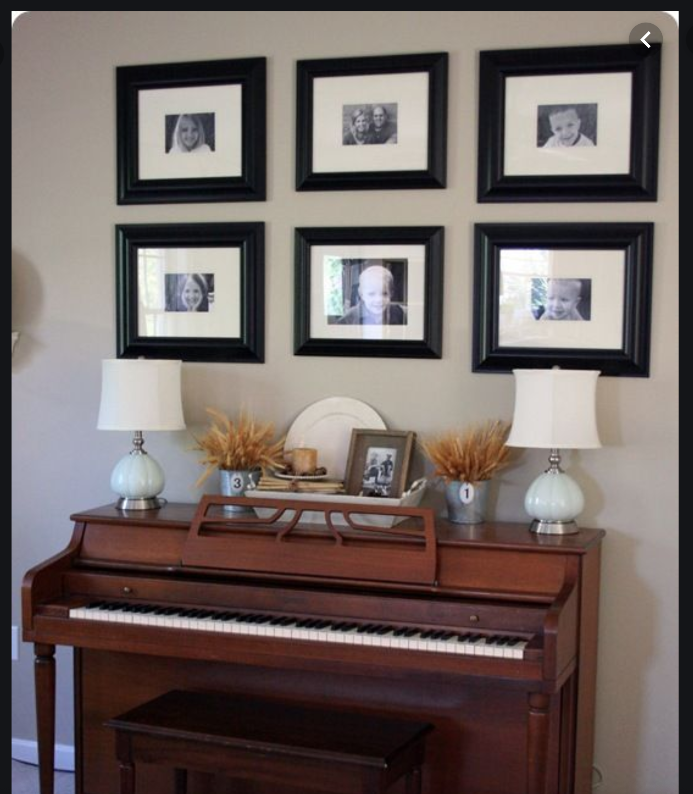 Pin By Regina Mcalonan On Little Room Piano Room Decor Piano