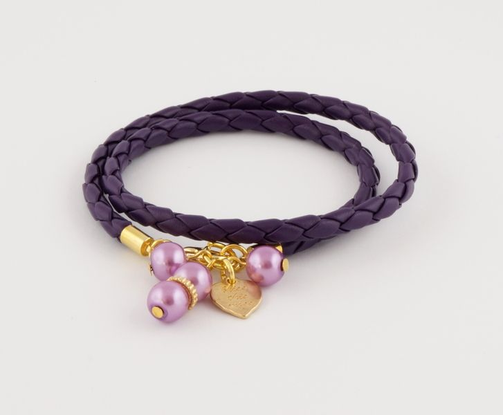 Different beads?! - Lilac from ABBOZZO by DaWanda.com