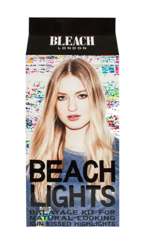 BLEACH Balayage Hair Kit - Beach Lights