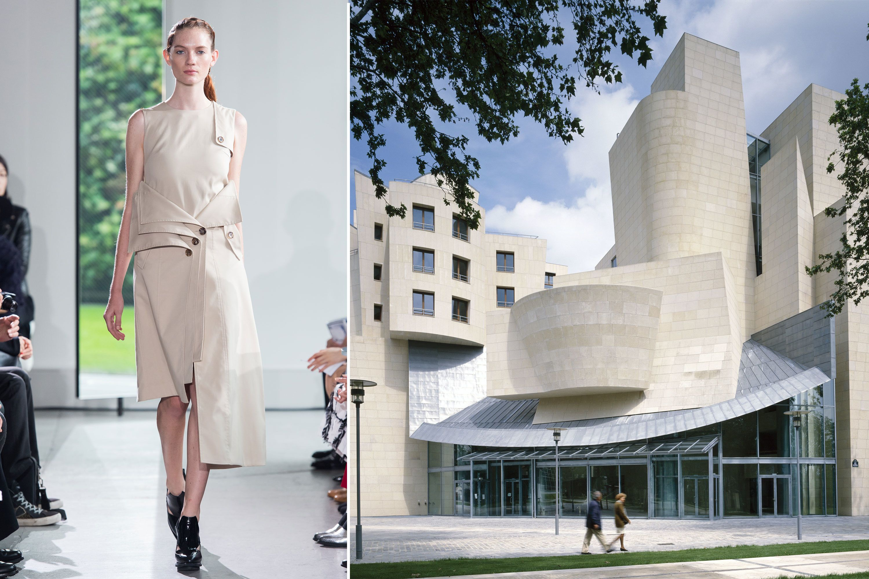 9 Fashion Designers Tell Ad How They Are Inspired By Architecture Architecture Fashion Architectural Clothing Fashion Design