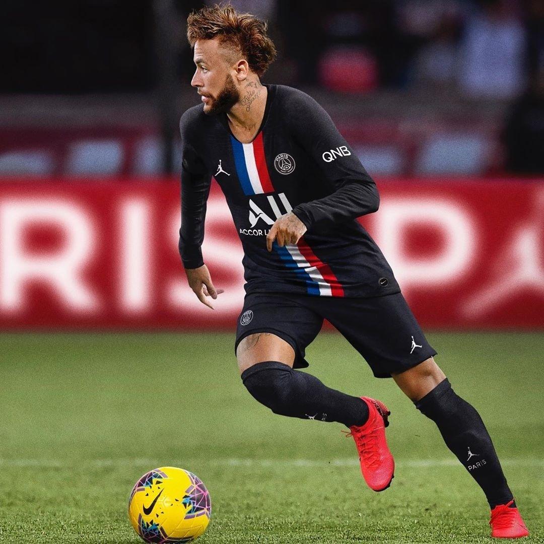 Neymar Paris Saint Germain 10 Barsil 10 Neymar Futebol Neymar Psg