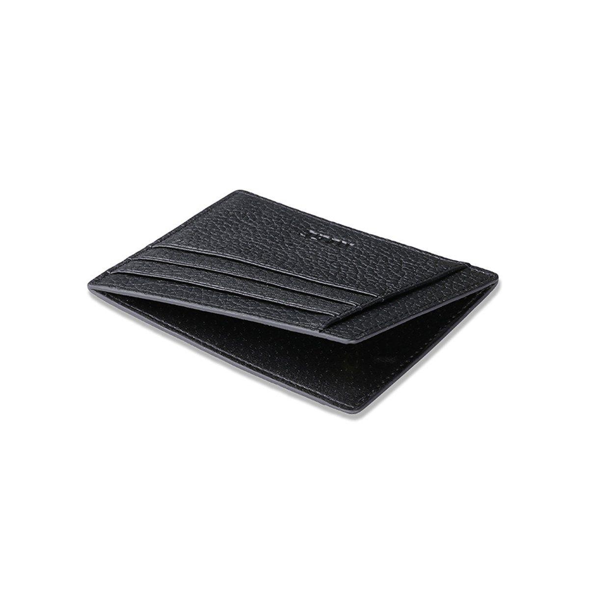 Meku leather credit card holder unisex slim business card case super meku leather credit card holder unisex slim business card case super thin soft minimalist wallet with colourmoves
