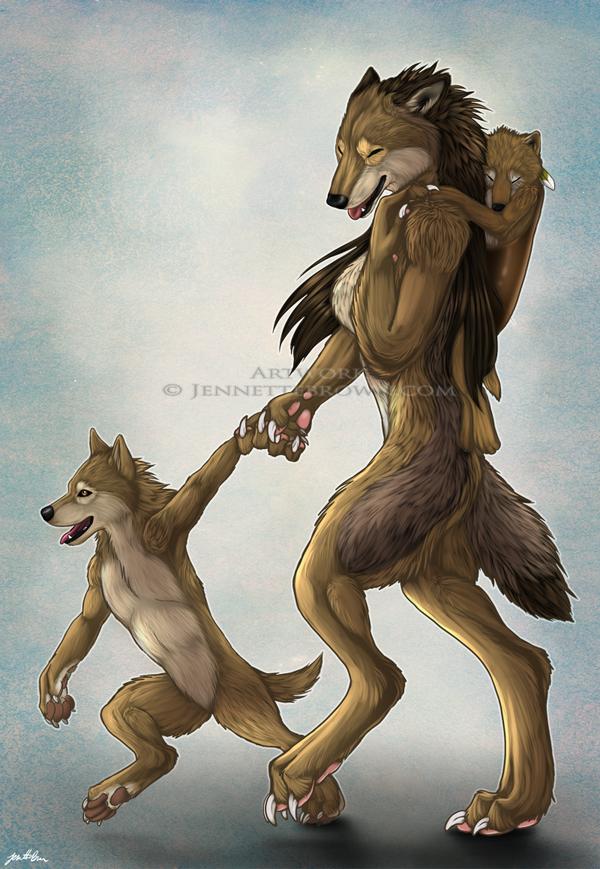 Wolves And Werewolves By Sugarpoultry On Deviantart Loup Garou Garou Dessin Cheval