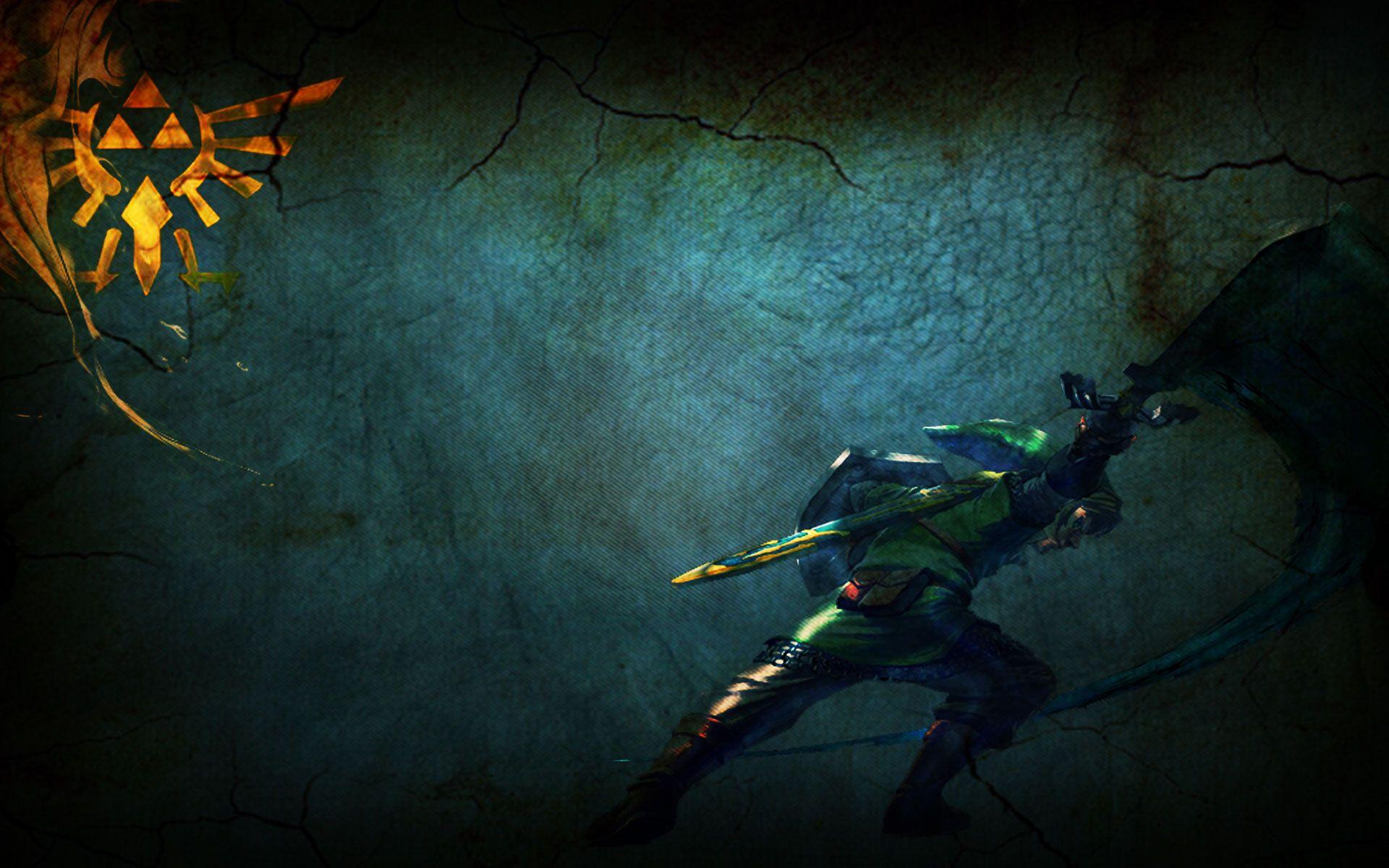 375 Zelda Hd Wallpapers Backgrounds Wallpaper Abyss