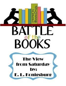 Battle of the Books: The View from Saturday by E.L ...