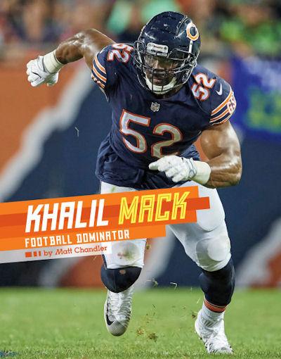 Khalil Mack Football Dominator 20 In 2020 Football Mack Football League