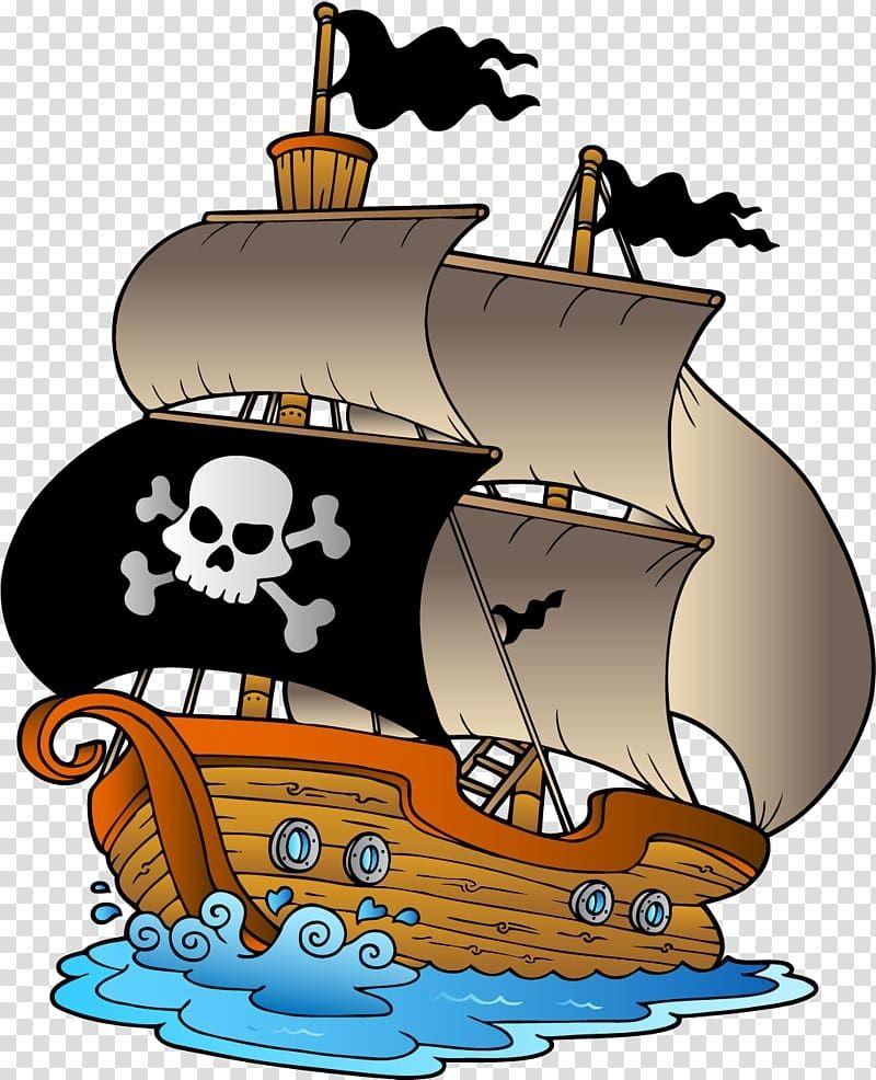 Pirate Ship Clipart Images Sejarah Seni Bajak Laut Kapal Bajak Laut