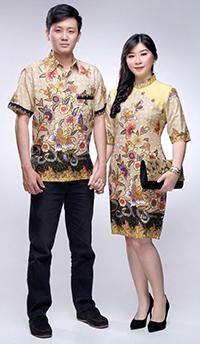 Toko Batik Bagoes Solo Online Terpercaya Model Dress Batik Couple Terbaru  Alona Series Call Order Whatsapp e63b8650ca