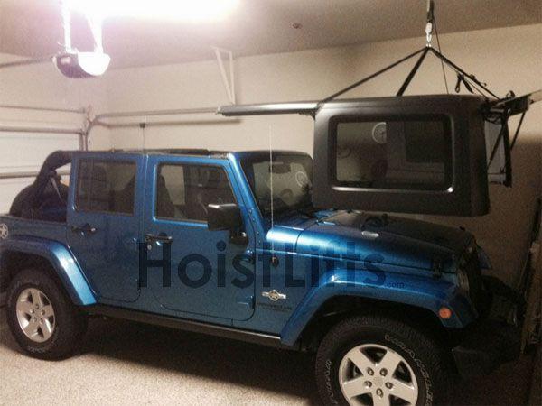 Jeep JK HardTop Lift | Jeeps | Pinterest | Jeep jk and Jeeps