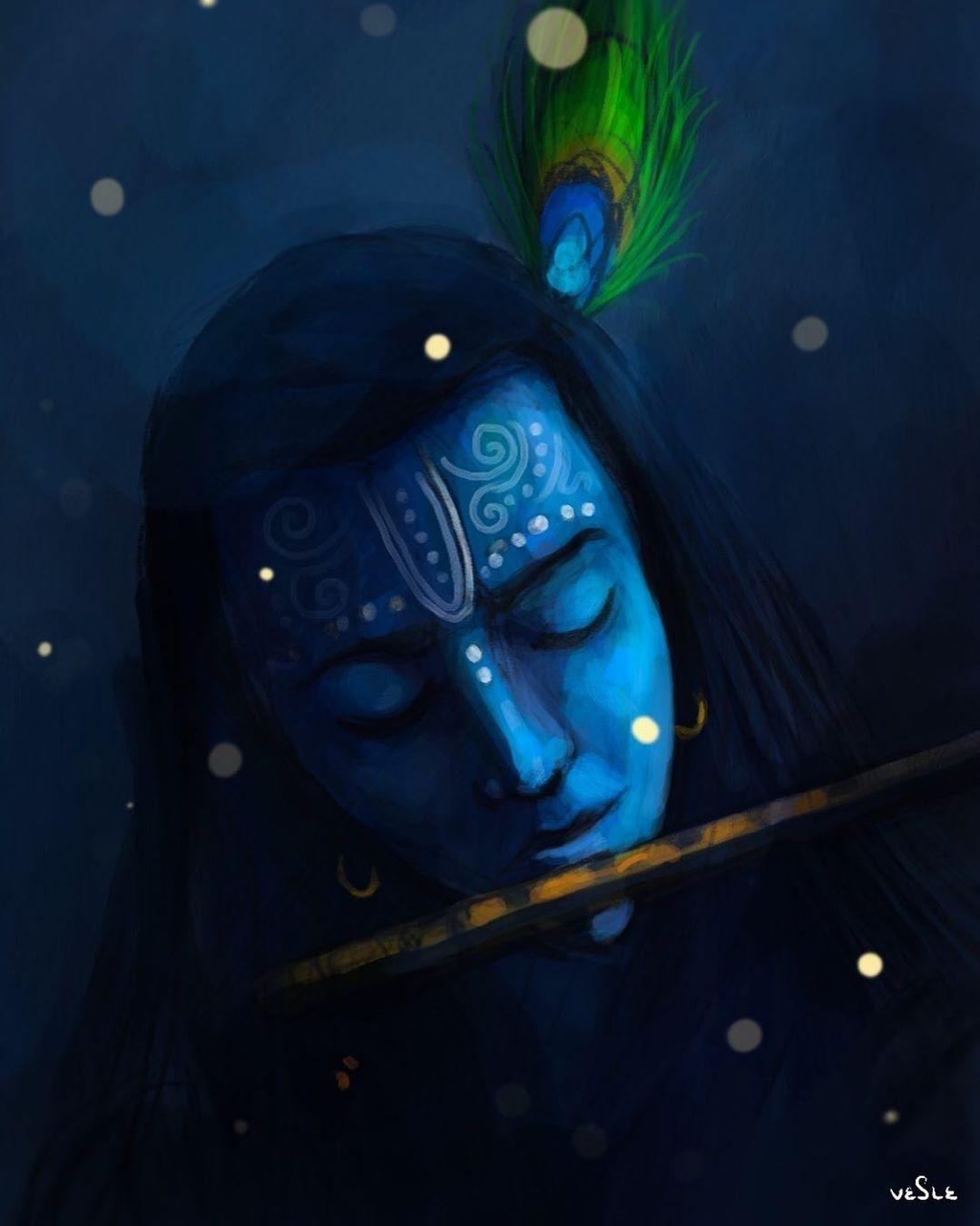 Lord krishna hd wallpaper, Shiva art