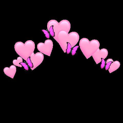 Heart Hearts Crown Tumblr Emoji Adesivos Imprimiveis Gratuitos Imagens De Emoji Como Desenhar Labios