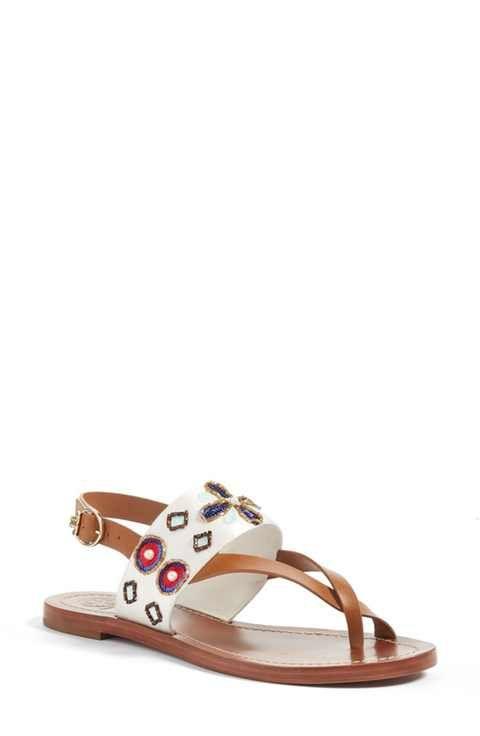 0de2156110f Tory Burch Estella Embellished Sandal