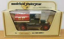 Matchbox Models of Yesteryear Y-3 1912 Ford Model T BP