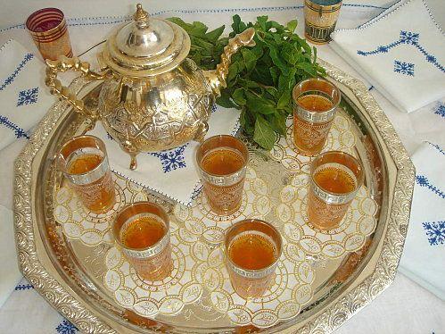 صور لطرق تقديم الشاي او اتاي المغربي منتديات الجلفة لكل الجزائريين و العرب Tea Culture Tea Time Tea