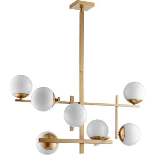 Found it at wayfair atom 7 light shaded chandelier