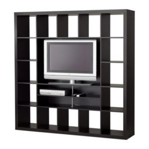 Expedit Room Divider Tv Stand And Storage All In One