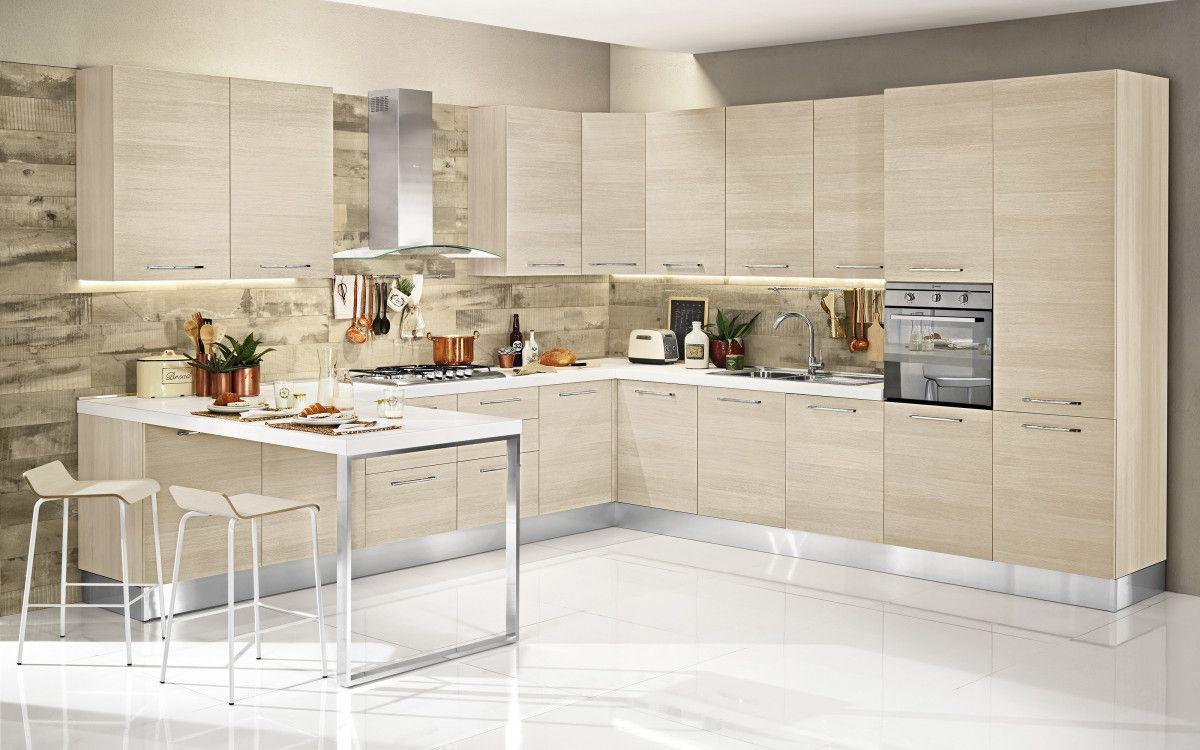 Stella Classica Cucina componibile - GE0Y 01 | Arredamento ...