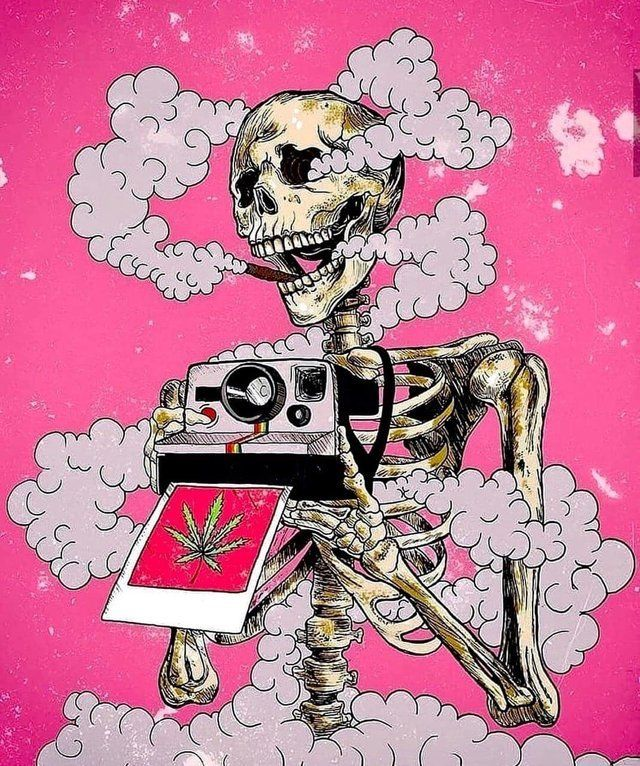 Pin On Weed Art