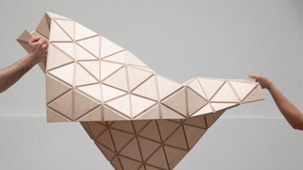 Photo of Woodskin: Ein neues Materialangebot für all Ihre Lo-Tech-Vergnügen in der polyedrischen Bildhauerei – SolidSmack