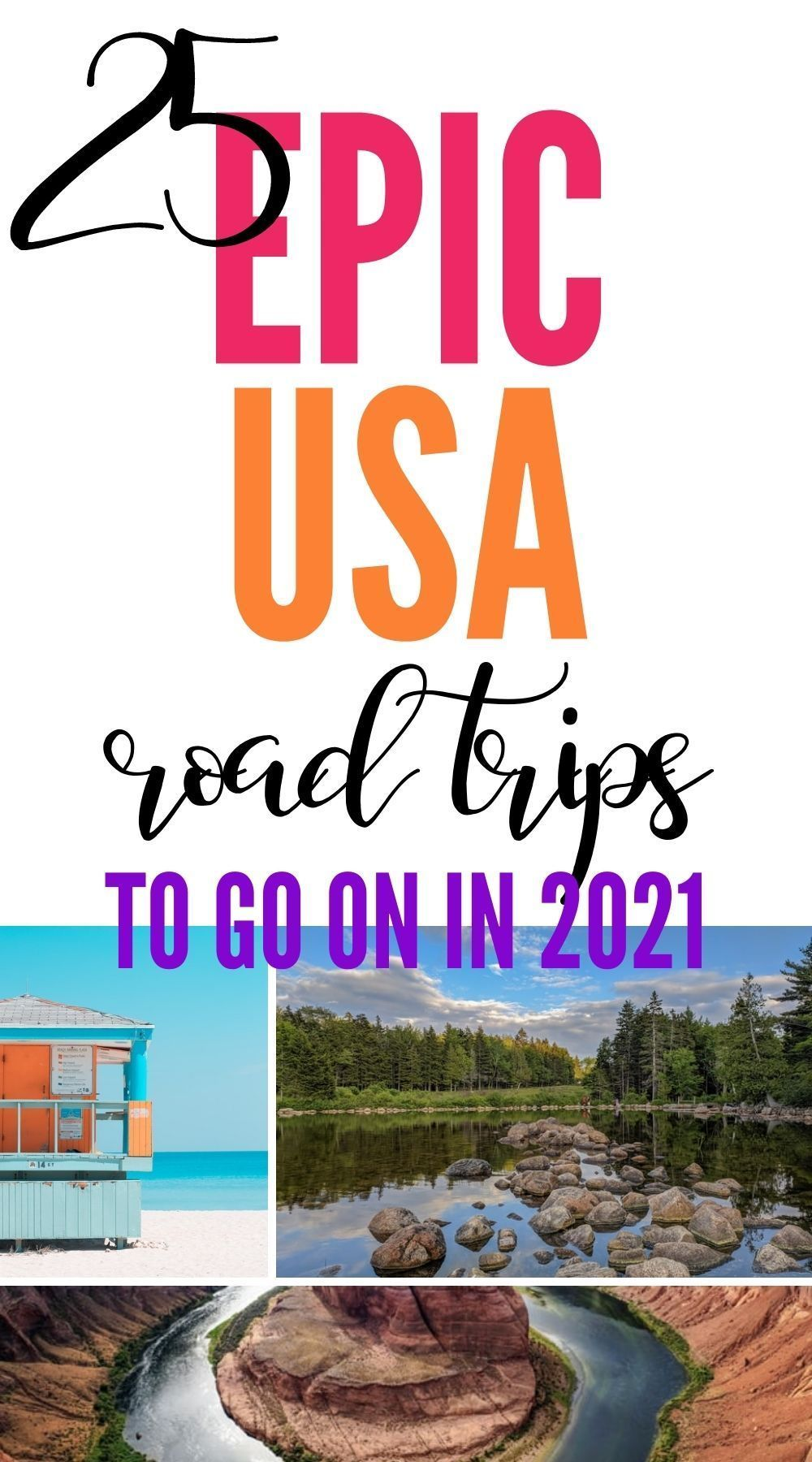 25 Epic USA Road Trips for Your Bucket List