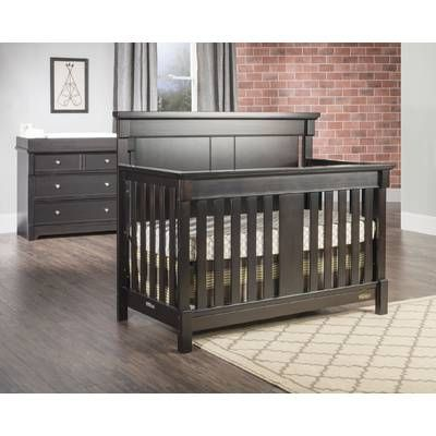 Redmond 4 In 1 Convertible Standard Crib And Changer Combo