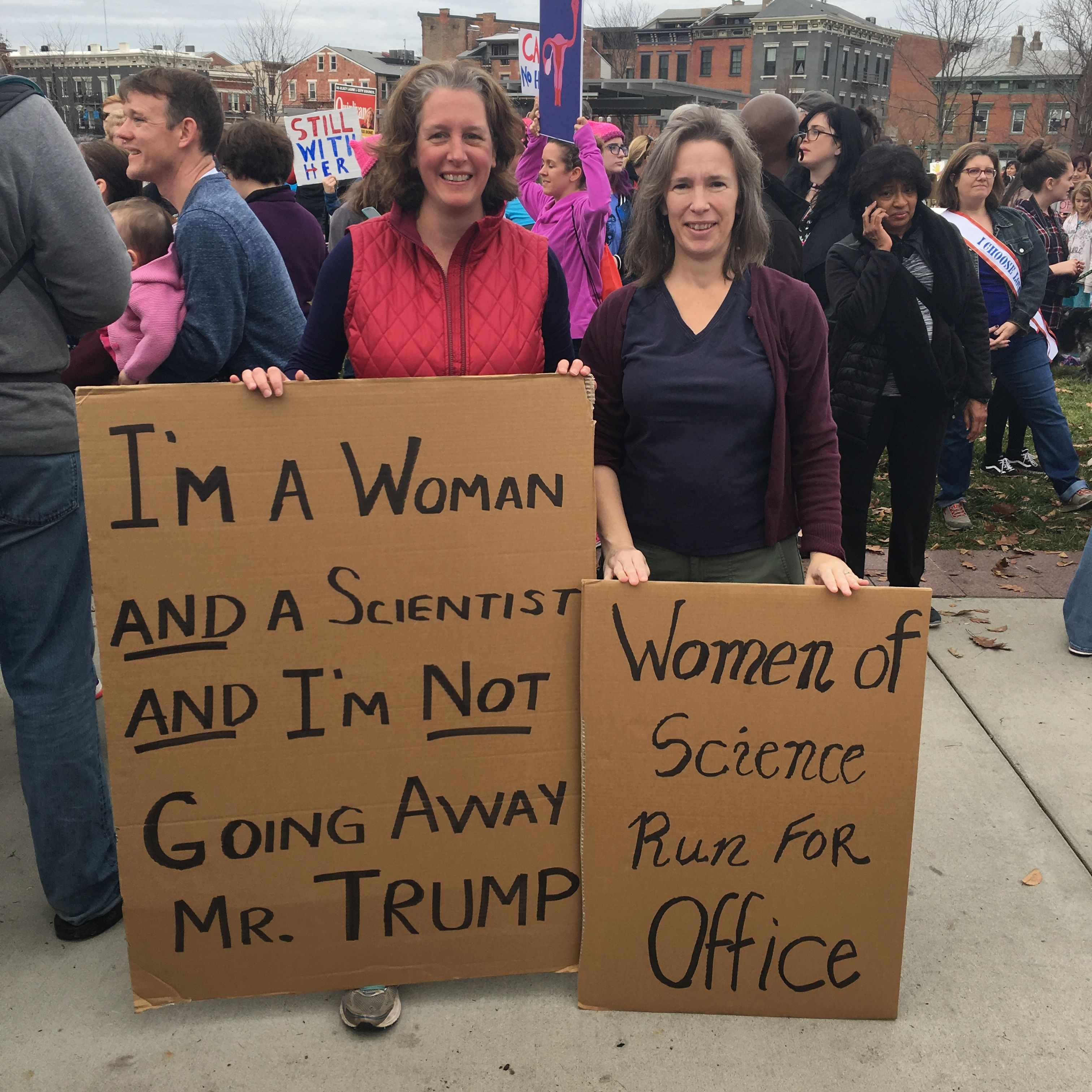 Pin By The Cincinnati Herald On Women S March Cincinnati Trans Boys Womens March Cincinnati