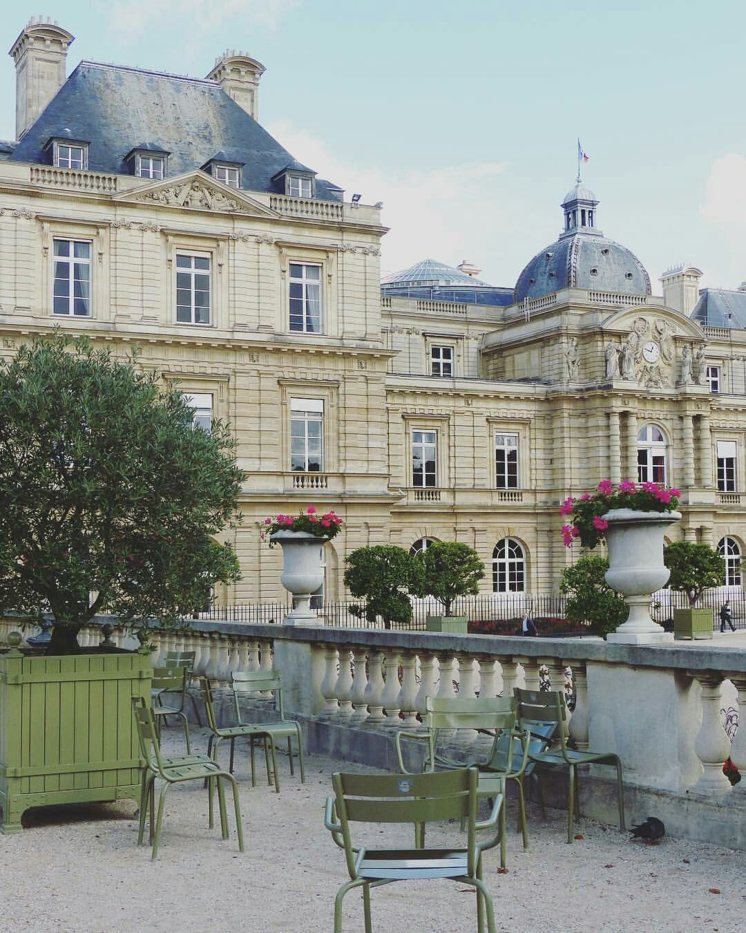 'Jardins du Luxembourg