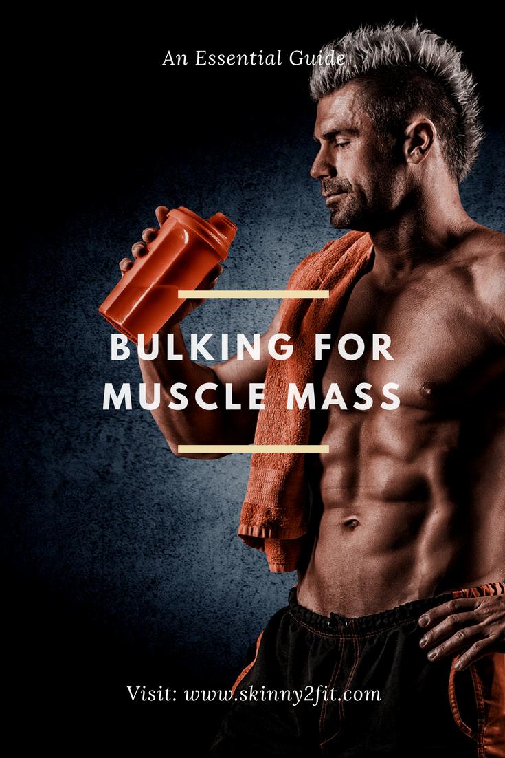 guide to bulking bodybuilding