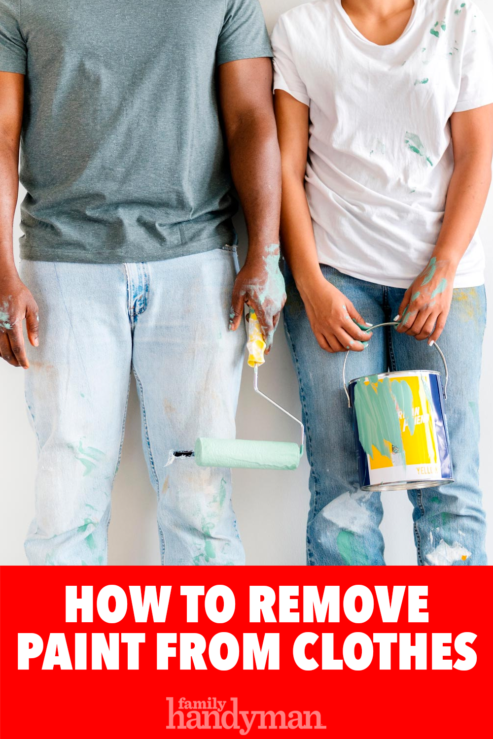 Can You Get Acrylic Paint Out Of Clothes How To Remove Paint From Clothes Remove Paint From Clothes Paint Remover Painting Walls Tips