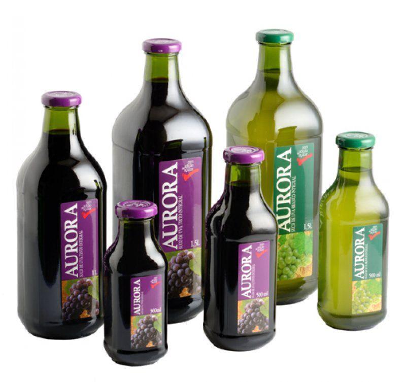Cooperativa Vinicola Aurora Produtores Suco De Uva Do Brasil